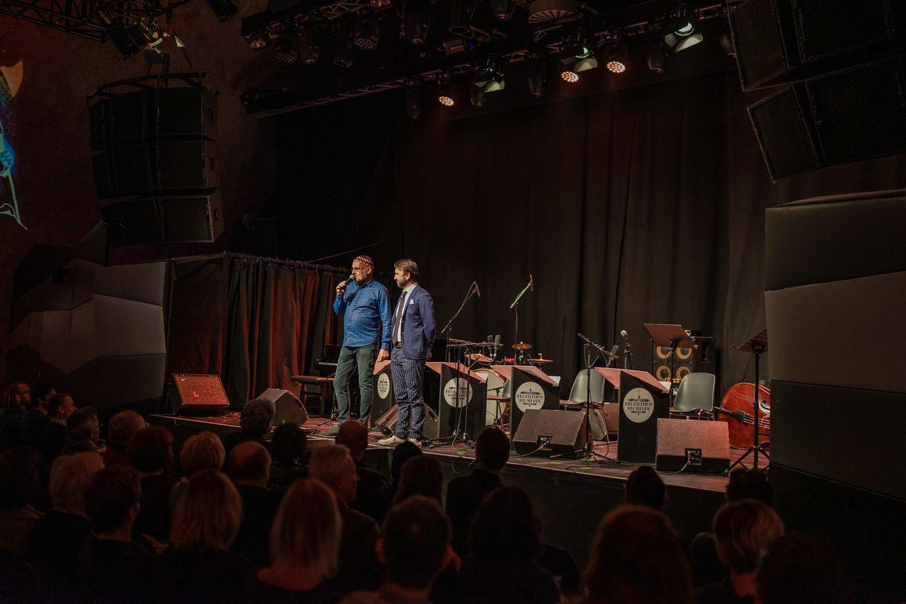 Heinrich von Kalnein und Horst-Michael Schaffer @ Jazz Redoute Graz / JBBG, Foto Simon Pilshofer