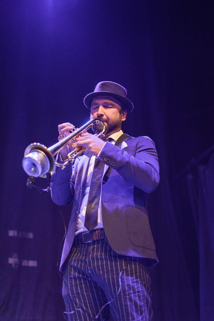 Horst-Michael Schaffer @ Jazz Redoute Graz / JBBG, Foto Simon Pilshofer