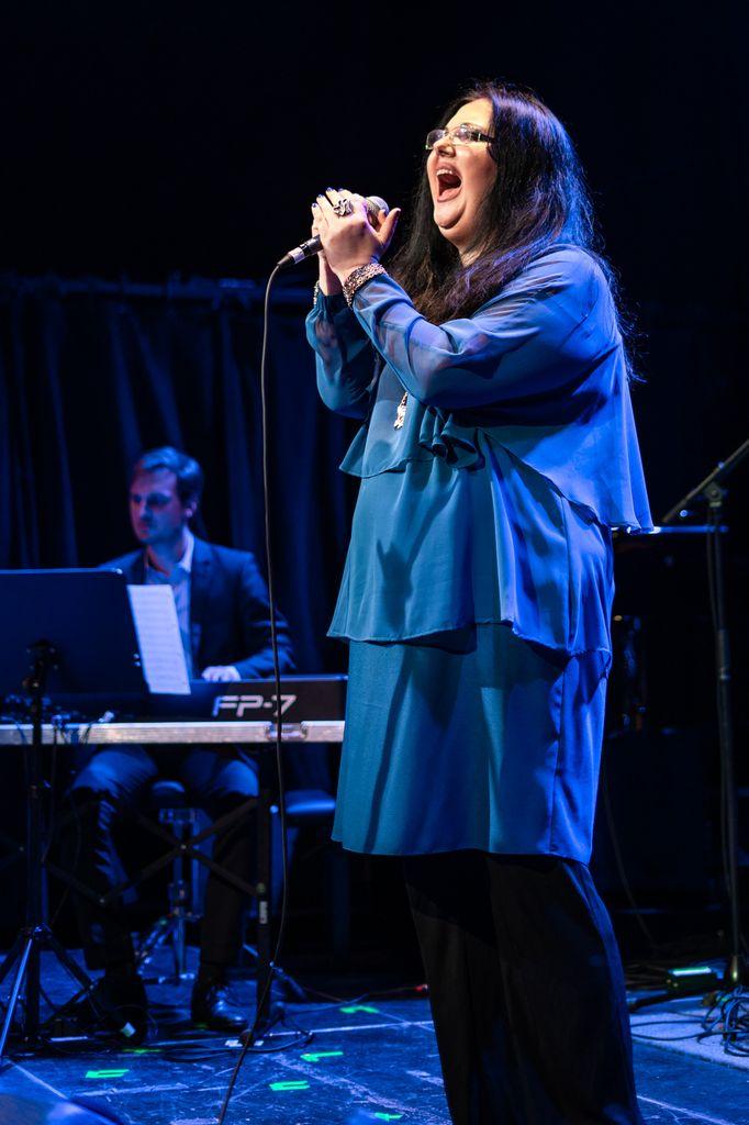 Jazz Diva Maja Jaku @ Jazz Redoute Graz / JBBG, Foto Simon Pilshofer