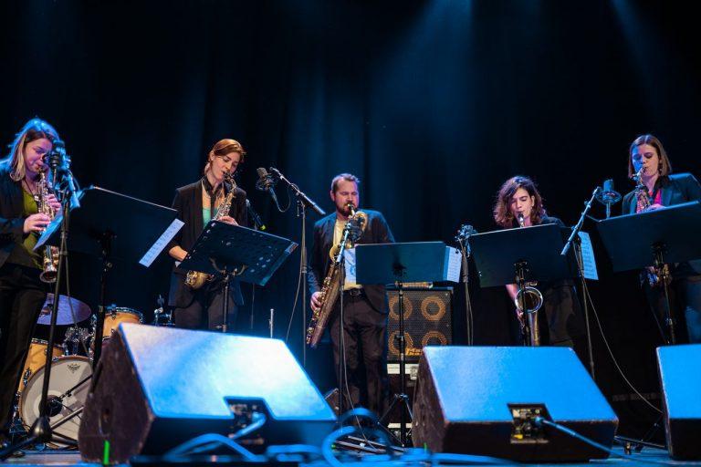 Die Grazias @ Jazz Redoute Graz / JBBG, Foto Simon Pilshofer