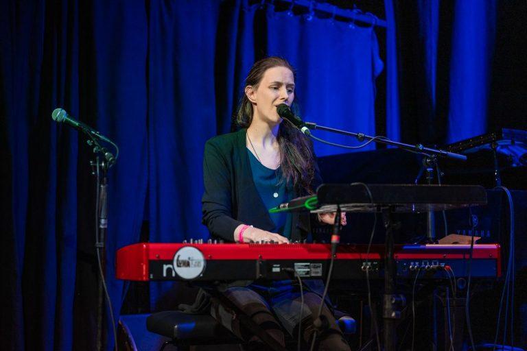 Angela Tröndle @ Jazz Redoute Graz / JBBG, Foto Simon Pilshofer