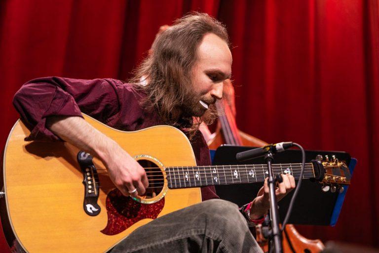 Pippo Corvino @ Jazz Redoute Graz / JBBG, Foto Simon Pilshofer