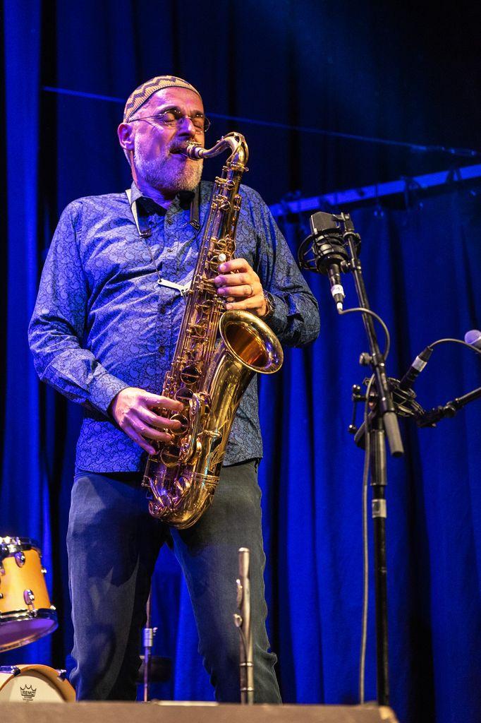 Heinrich von Kalnein @ Jazz Redoute Graz / JBBG, Foto Simon Pilshofer
